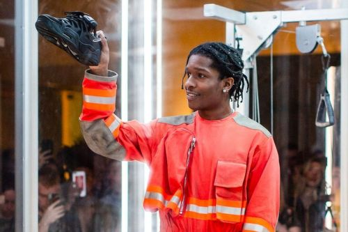 A Better Look at A$AP Rocky's Under Armour Sneaker