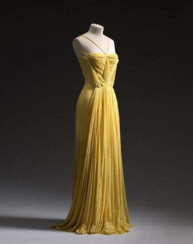 Evening DressMadame Grès Spring/Summer 1939National Gallery of