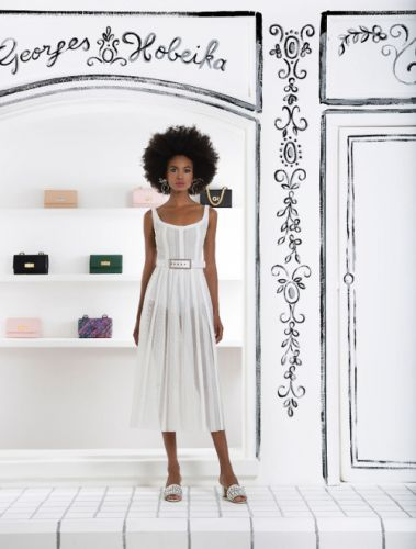 The GEORGES HOBEIKA Ready-To-Wear Spring Summer 2019 collection