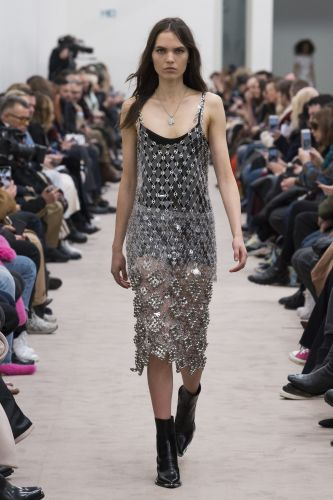 Paco Rabanne: Ready-to-Wear AW18
