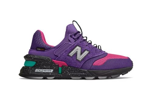 New Balance Wraps the 997 Sport With Fuzzy CORDURA Paneling