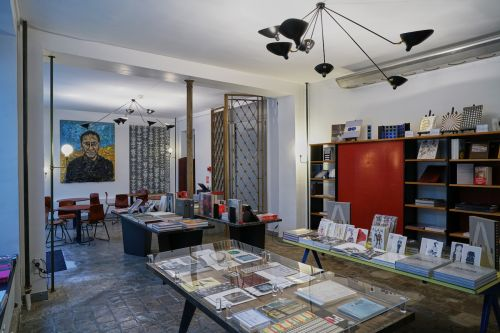 Azzedina Alaïa Association Open A Bookshop Dedicated to The Master