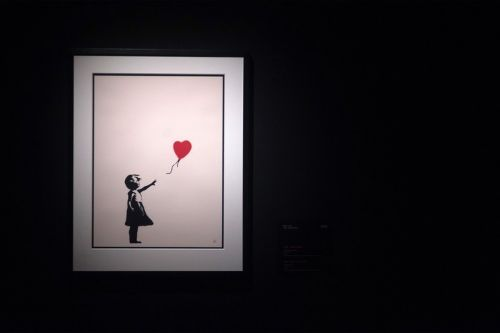 Banksy's Sotheby's Auction Brings in $1.4 Million USD Despite Coronavirus