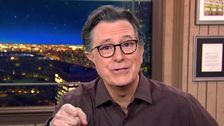 Stephen Colbert Taunts Conservative 'Mob Of Angry Idiots' Over Ironic Turn Of Events