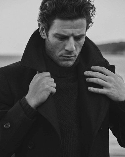 James Norton is Face of Belstaff Fall '20 Campaign