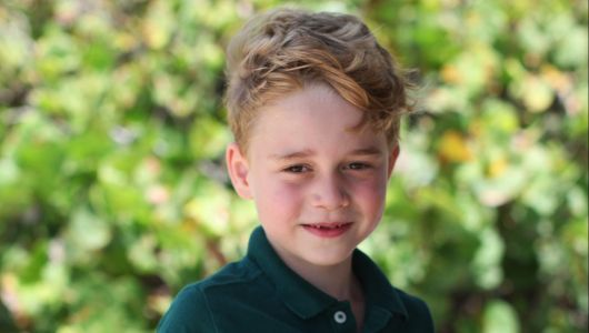 Kensington Palace Shares Sweet New Photos Ahead of Prince George's 6th Birthday!