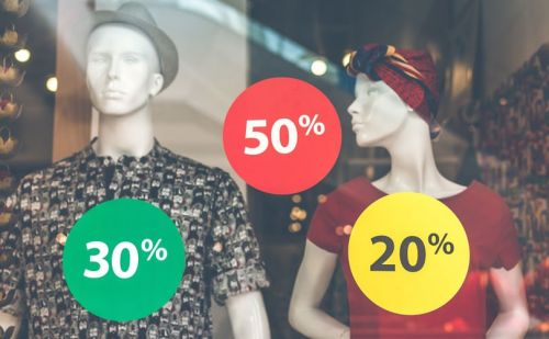 The end of January sales as we know them