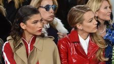 Zendaya Wants You To Know She Didn't Give Blake Lively The Side-Eye