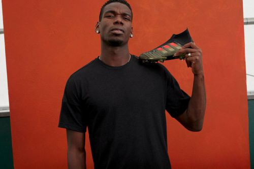 Paul Pogba & adidas Football Redesign Predator 18+ for Latest Collaboration