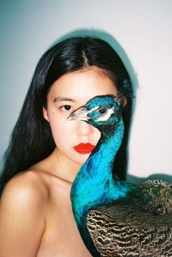 The first Ren Hang exhibition in the UK has opened