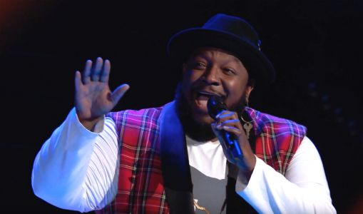 Patrique Fortson's 'Voice' Audition Proves Jennifer Hudson's Team Is The One To Beat!