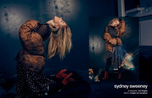 Interview | sydney sweeney
