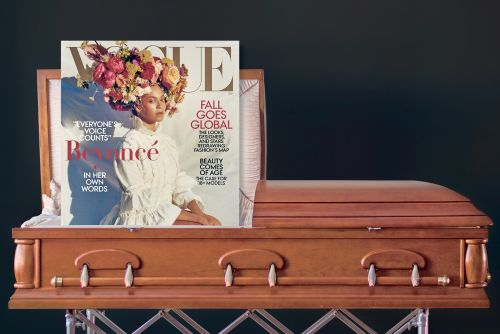 The September Issue is dead