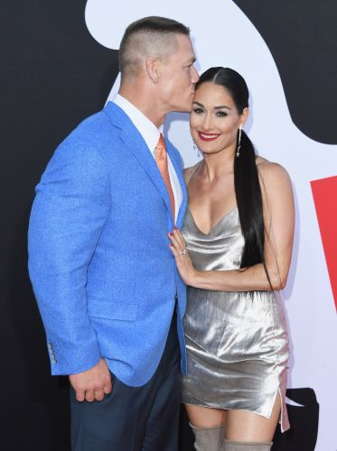 """John Cena Says He's """"Willing"""" to Reverse His Vasectomy to Win Back Nikki Bella on 'Total Bellas'"""
