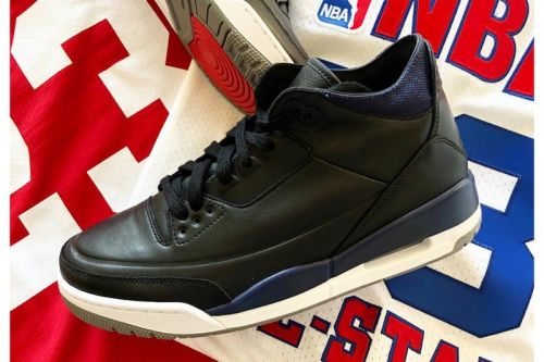 Images of an Unreleased Air Jordan 3 Popped up During NBA All-Star Weekend