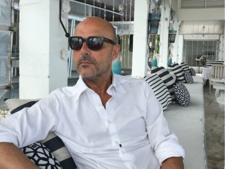 The Voyager: Rossano Ferretti's Travel Style
