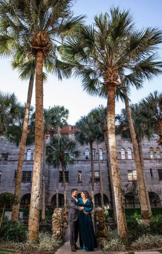 Fahreen + Ali Engagement Session by Divine Goddess Photography