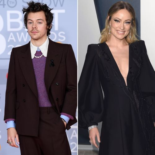 New Couple Alert? Harry Styles and Olivia Wilde Spotted Holding Hands Following Jason Sudeikis Split