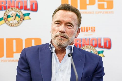 Arnold Schwarzenegger Dropkicked at Arnold Classic Africa