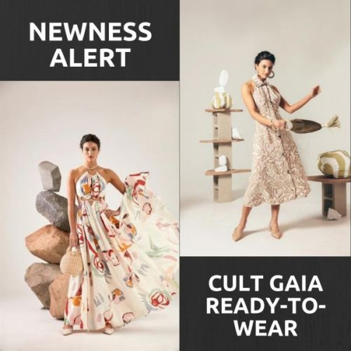 Newness Alert - Cult Gaia Ready-to-Wear