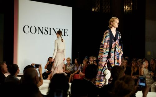 Consinee Group hosts fashion show at Cipriani Wall Street