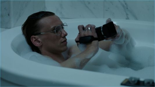 Jamie Campbell Bower Reunites with Fendi for Fall '18 Eyewear Campaign