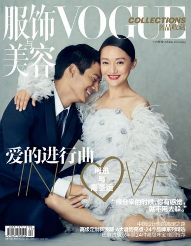 Vogue China Collections