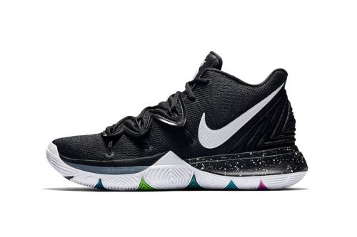 """Nike Kyrie 5 """"Blk Mgc"""" Kicks Off New """"Uncle Drew"""" Chapter"""