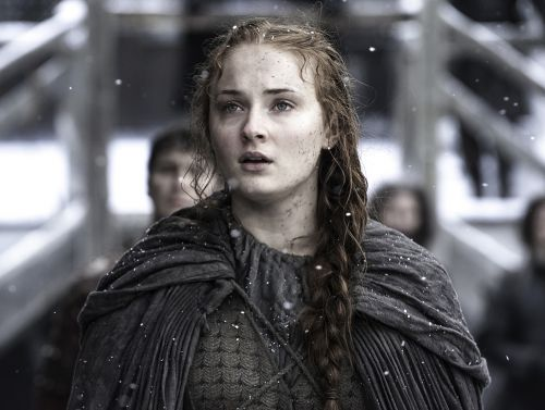 Sophie Turner Wasn't Allowed to Wash Her Hair While Filming Later Seasons of 'Game of Thrones'