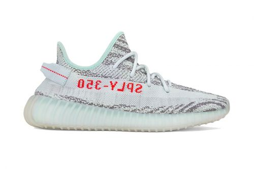 "The adidas YEEZY BOOST 350 V2 ""Blue Tint"" Is Restocking"