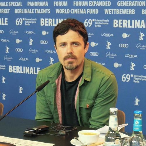 Casey Affleck's new film is set in a 'society without women'