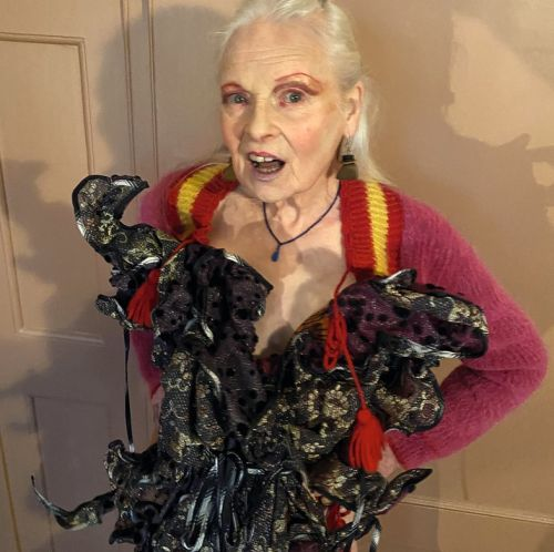 Vivienne Westwood at 80: The Designer on Saving the World