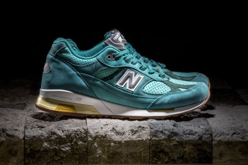 "Concepts & New Balance Break Open the New 991.5 ""Lake Havasu"" Model"