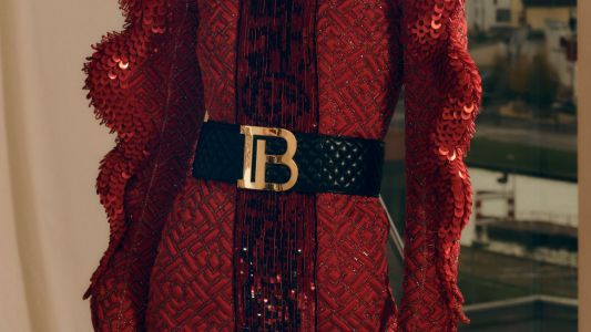 Balmain Is the Latest Fashion House to Debut a Brand New Logo