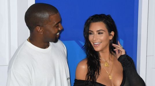 Take a Sip! Kim Kardashian, Kanye West, and the Kids Set up Yeezy Lemonade Stand for Charity