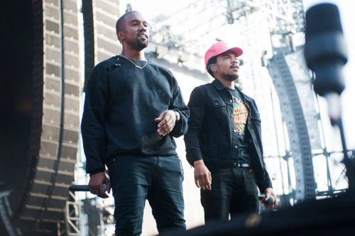 Kanye West Is in Chicago to Work on Chance The Rapper's New Album