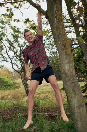William Sports Summer Style from Pull & Bear