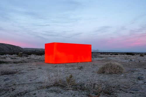"""Sterling Ruby's """"SPECTER"""" Is on View at Desert X"""