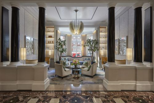 Mandarin Oriental Hyde Park Announces December Reopening