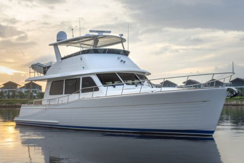 Grand Banks Launches GB54, with Flagship GB85 in Production