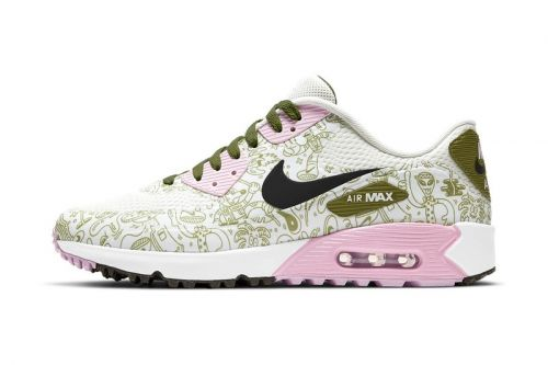 Nike Golf Celebrates Historic Moment In Sport History With Air Max 90 NRG