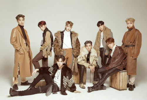 A day with Ateez, K-pop's brightest new rookie group