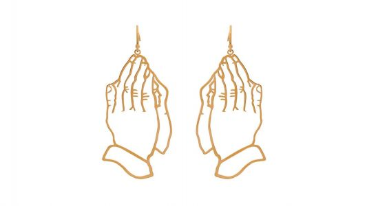 Good Lord, Whitney Wants These Earrings So Badly