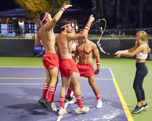 Bachelorette Clare Crawley Defends Strip Dodgeball Date With Shady Tweet About Juan Pablo's Season