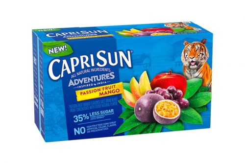 "Capri Sun's ""Adventure"" Series Is Set to Hit Shelves Once Again"