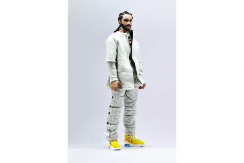 Coolrain Lee Miniaturizes Jerry Lorenzo In New Nike x Fear of God Figurine