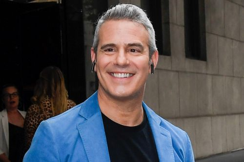 Andy Cohen welcomed into NYFW party