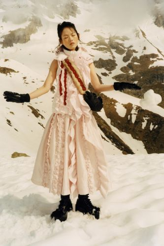 Simone Rocha's collaboration with Moncler is here