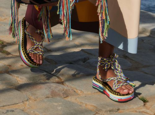 Fashionista's Favorite Shoes From PFW Spring 2022