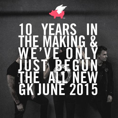 10 Years in the making. Stay tuned for an all new site launch in